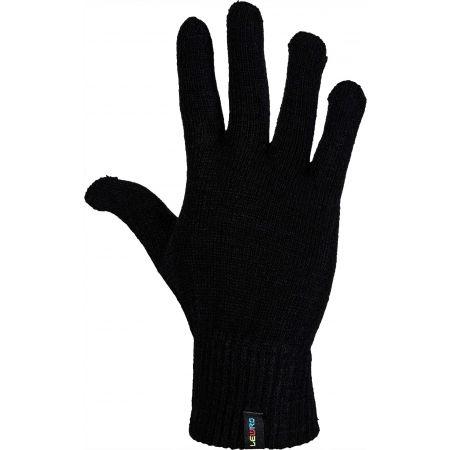 Detské pletené rukavice - Lewro NEELAM - 1