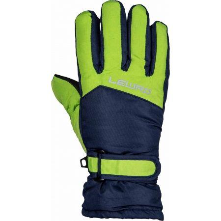 Dětské lyžařské rukavice - Lewro NALANI - 1
