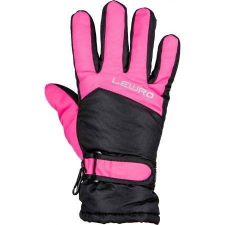 Lewro NALANI - Dětské lyžařské rukavice