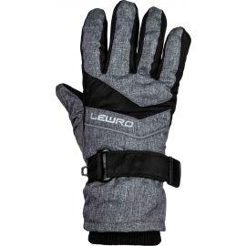 Lewro NIKORA - Dětské lyžařské rukavice