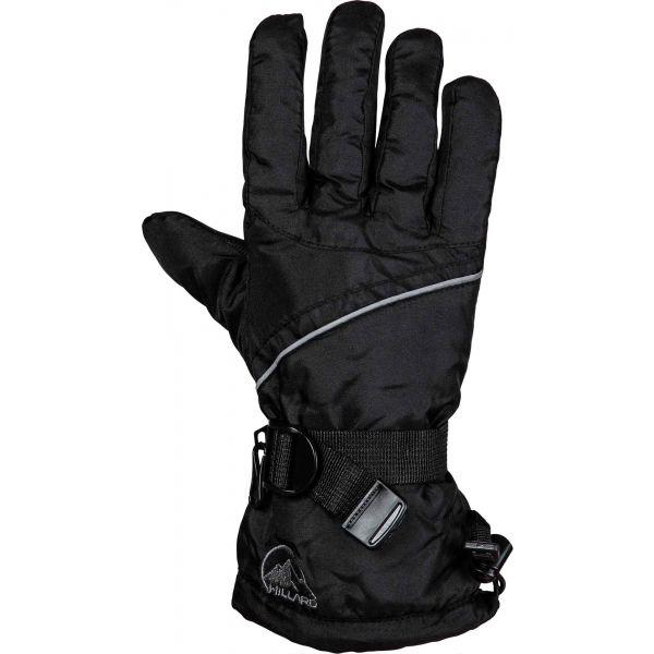 Willard RODERIC černá L - Pánské lyžařské rukavice