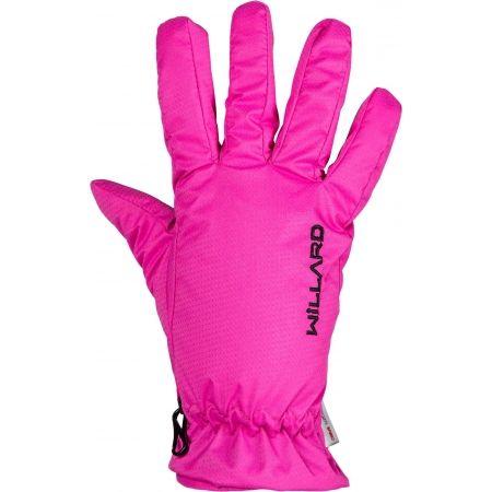 Dámské lyžařské rukavice - Willard PRUE - 1