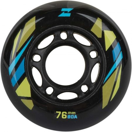 Zealot 76-80A WHEELS 4PACK - Set of inline wheels