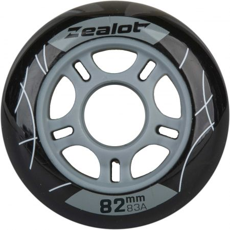 Zealot 82-83A WHEELS 4PACK - Set of inline wheels