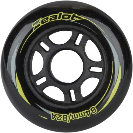 Zealot 84-82A WHEELS 4PACK - Sada in-line koleček