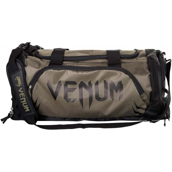 Venum TRAINER LITE SPORT BAG tmavě zelená NS - Sportovní taška