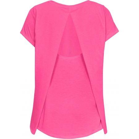 Women's T-shirt - Under Armour UA WHISPERLIGHT SS FOLDOVER - 2