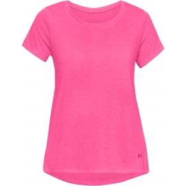 Under Armour UA WHISPERLIGHT SS FOLDOVER - Women's T-shirt