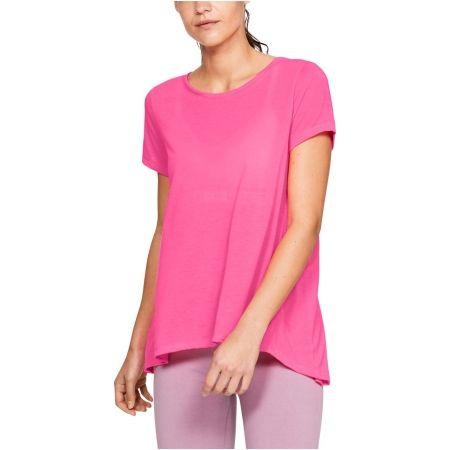 Women's T-shirt - Under Armour UA WHISPERLIGHT SS FOLDOVER - 4