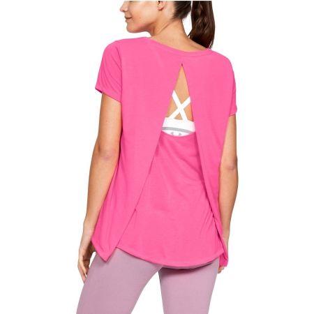 Damen Shirt - Under Armour UA WHISPERLIGHT SS FOLDOVER - 5
