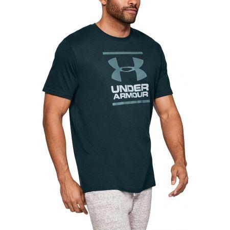 Pánské tričko - Under Armour GL FOUNDATION SS T - 4