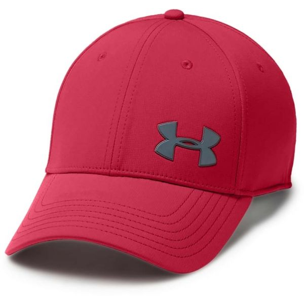 Under Armour MEN'S HEADLINE 3.0 CAP červená L/XL - Pánska šiltovka