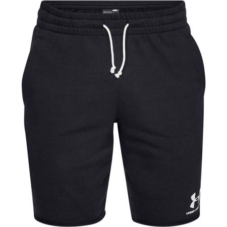 Under Armour SPORTSTYLE TERRY SHORT - Spodenki męskie