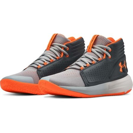 Chlapčenská basketbalová obuv - Under Armour BGS TORCH MID - 3