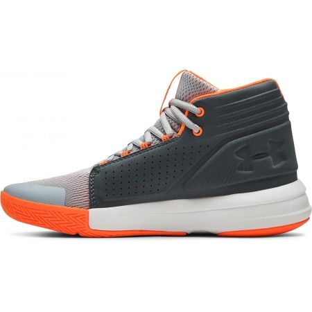 Chlapčenská basketbalová obuv - Under Armour BGS TORCH MID - 2