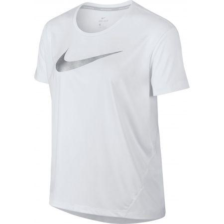 Tricou alergare damă - Nike MILER TOP SS HBR1 - 3