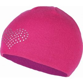 Lewro BEEDRIL - Girls' knitted hat