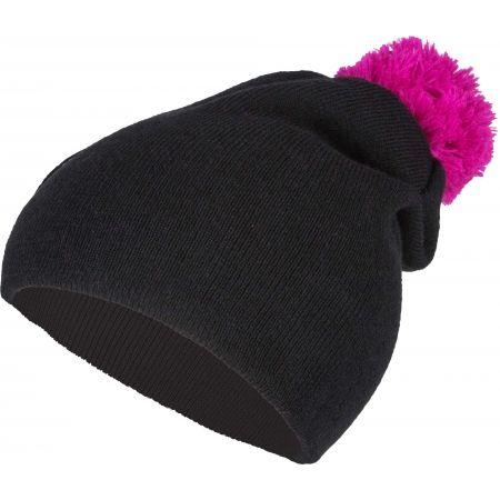 Dívčí pletená čepice - Lewro DITTO - 2