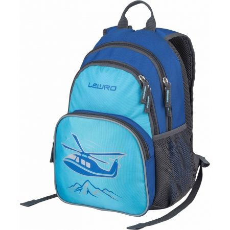 Universal children's backpack - Lewro SCOUT - 2