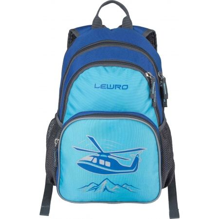Universal children's backpack - Lewro SCOUT - 1