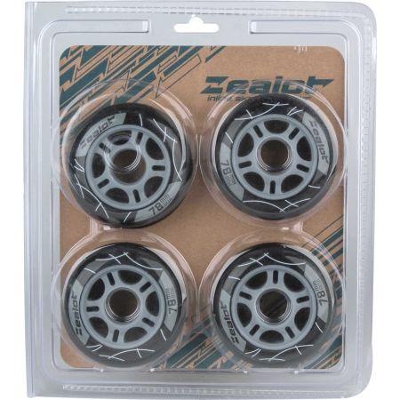 Inline kolečka - Zealot 78-80A WHEELS 4PACK - 2