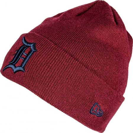 New Era MLB LEAGUE ESSENTIAL CUFF DETROIT TIGERS - Men's winter hat
