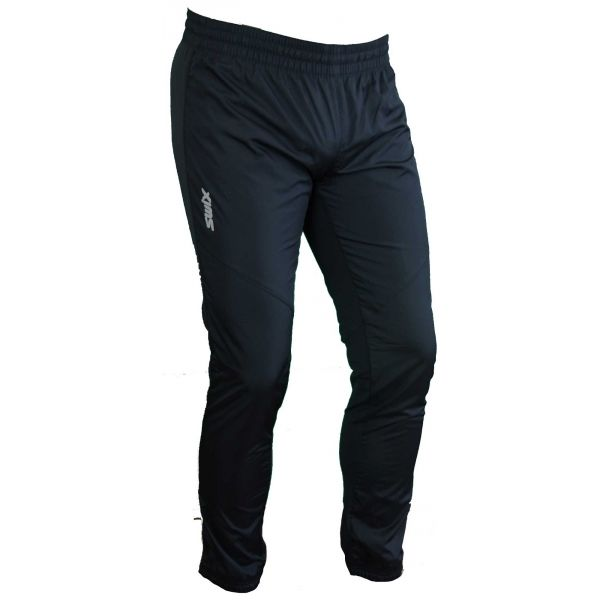 Swix XCOUNTRY M černá XXL - Sportovní kalhoty