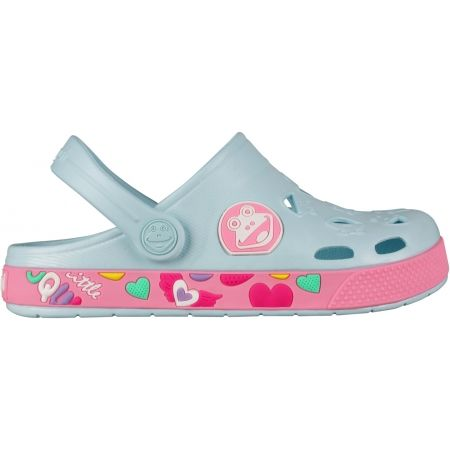 Children's sandals - Coqui FROGGY - 2