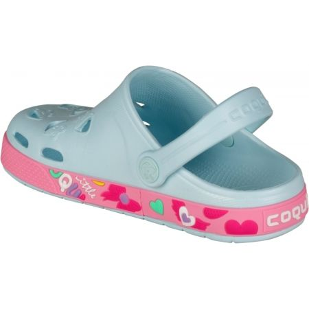 Children's sandals - Coqui FROGGY - 3