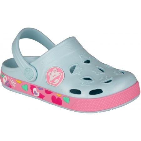 Coqui FROGGY - Children's sandals