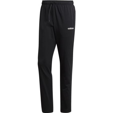 e2877300b Men's sweatpants - adidas ESSENTIALS PLAIN TAPERED PANT SINGLE JERSEY - 1