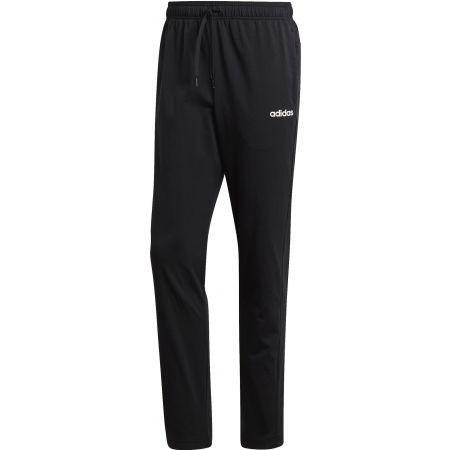 Men's sweatpants - adidas ESSENTIALS PLAIN TAPERED PANT SINGLE JERSEY - 1
