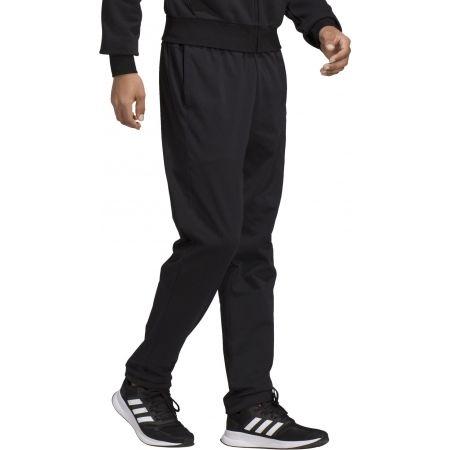 Men's sweatpants - adidas ESSENTIALS PLAIN TAPERED PANT SINGLE JERSEY - 4