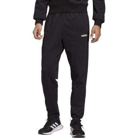 Men's sweatpants - adidas ESSENTIALS PLAIN TAPERED PANT SINGLE JERSEY - 3