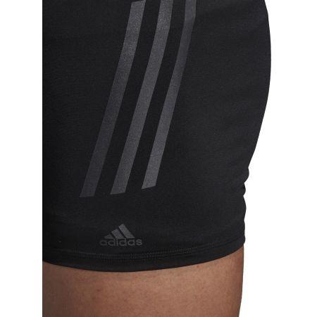 Pánské plavecké boxerky - adidas PRO 3-STRIPES SWIM BOXER - 9