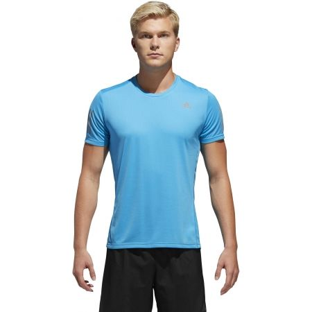 Pánske bežecké tričko - adidas OWN THE RUN TEE - 4