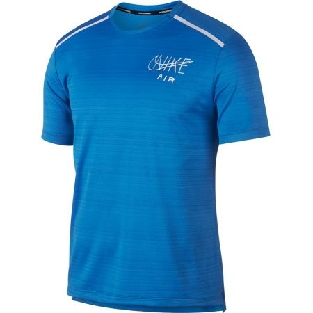 Men's running T-shirt - Nike NK DRY MILER TOP SS GX HBR - 1