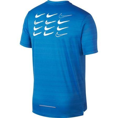 Men's running T-shirt - Nike NK DRY MILER TOP SS GX HBR - 2