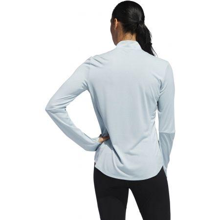 Dámské běžecké tričko - adidas OWN THE RUN ZIP - 7