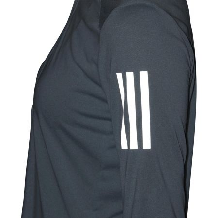 Dámské běžecké tričko - adidas OWN THE RUN ZIP - 10