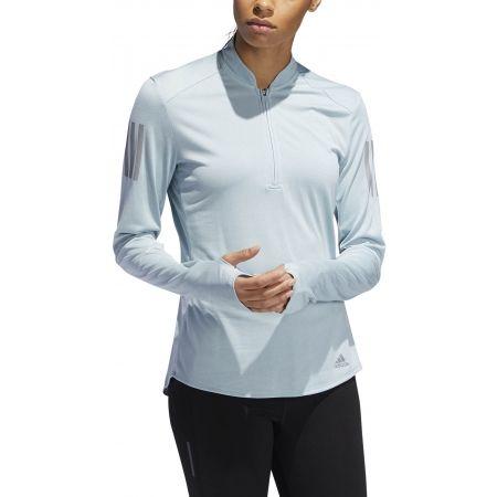 Dámské běžecké tričko - adidas OWN THE RUN ZIP - 3