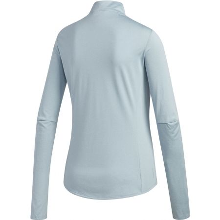Dámské běžecké tričko - adidas OWN THE RUN ZIP - 2