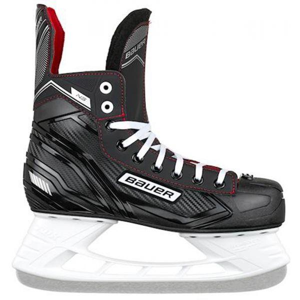 Bauer NS SKATE SR čierna 7 - Seniorské hokejové korčule