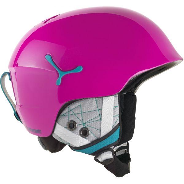 Cebe SUSPENSE ružová (56 - 58) - Dámska lyžiarska prilba