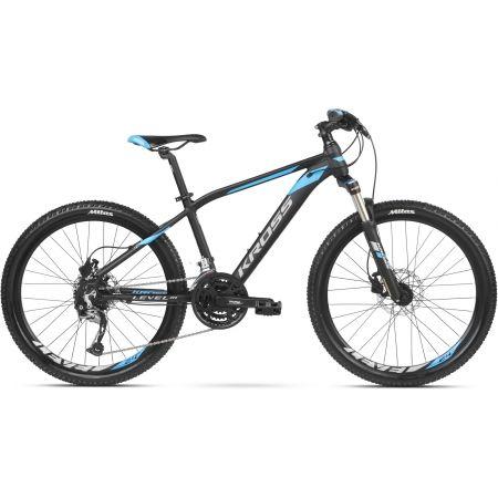 Detský horský bicykel - Kross LEVEL JR 3.0 M 24