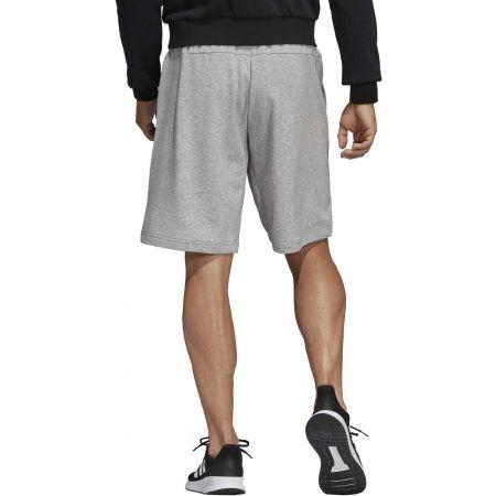 Pánske šortky - adidas ESSENTIALS PLAIN SHORT FRENCH TERRY - 6