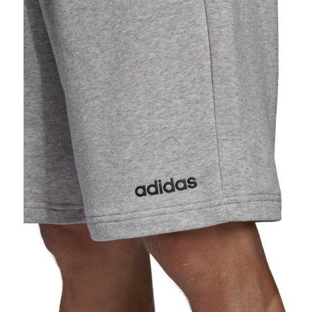 Pánske šortky - adidas ESSENTIALS PLAIN SHORT FRENCH TERRY - 8