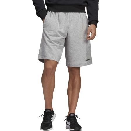 Pánske šortky - adidas ESSENTIALS PLAIN SHORT FRENCH TERRY - 3
