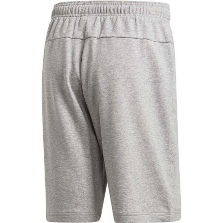 Pánske šortky - adidas ESSENTIALS PLAIN SHORT FRENCH TERRY - 2