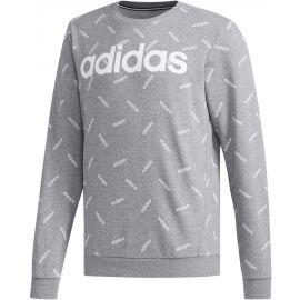 adidas PRINT SWEATSHIRT - Men's sweatshirt